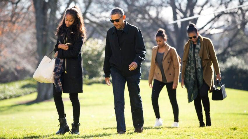 President obama essay