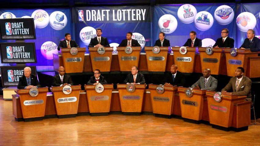 Celtics hope for best in NBA draft lottery, even though more ping-pong torture is inevitable
