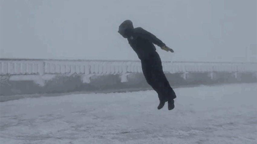 Watch Wind Speeds Hit 109 Mph On Mount Washington Boston Com