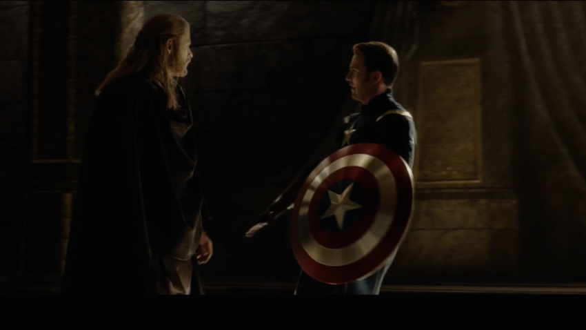 Thor: The Dark World.
