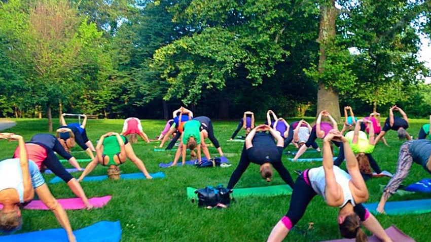 How to take outdoor fitness classes for free this summer