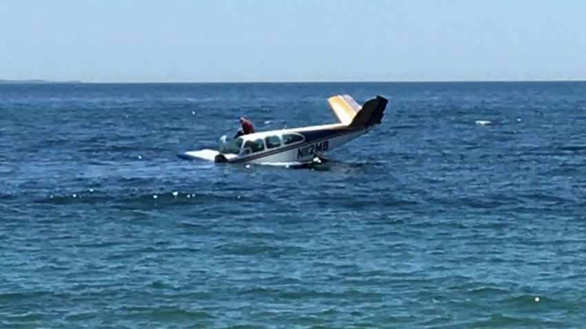 Us News Car Rankings >> Small plane crash lands in ocean off Rhode Island | Boston.com