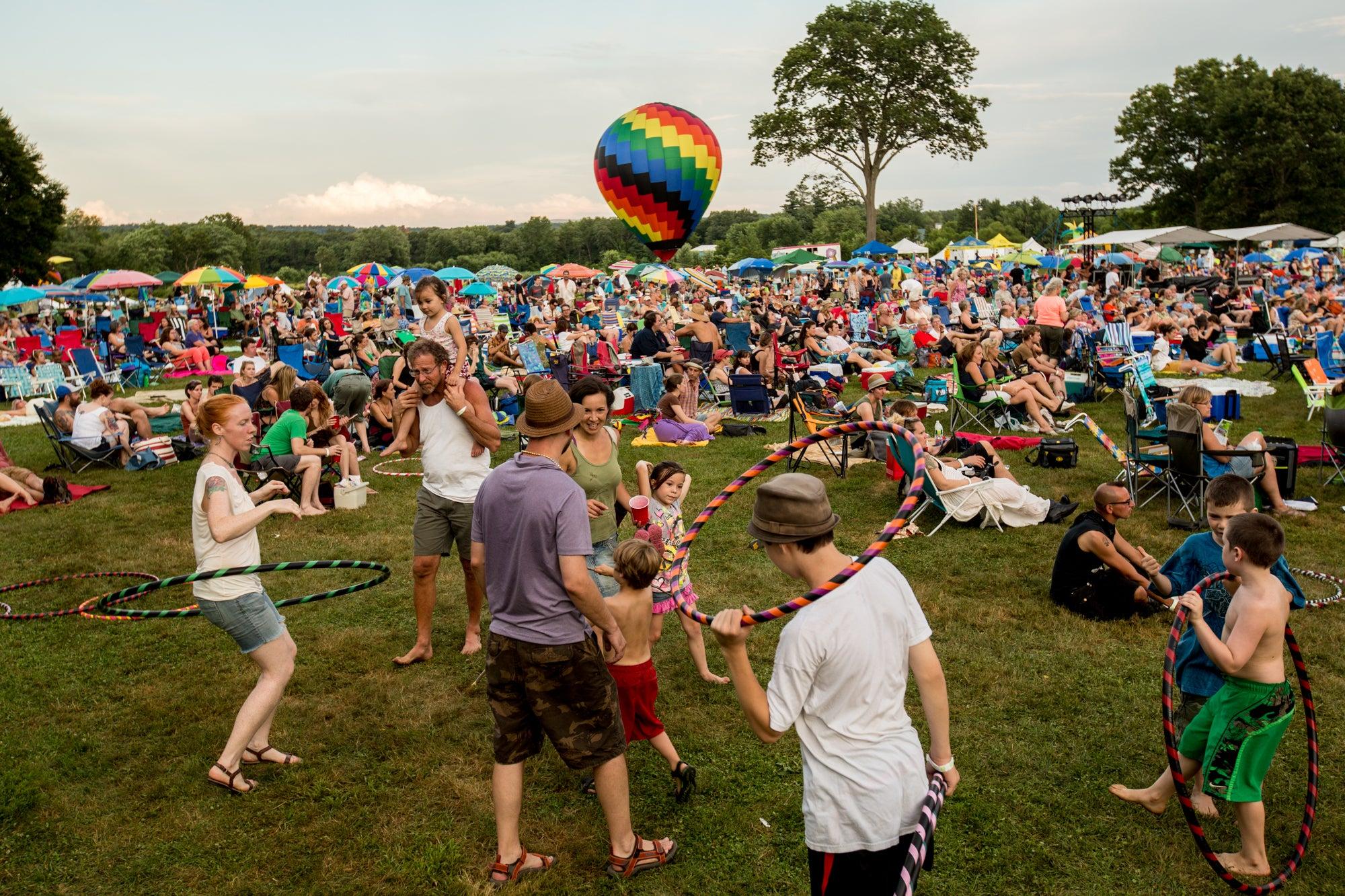 Green River Festival 2015.