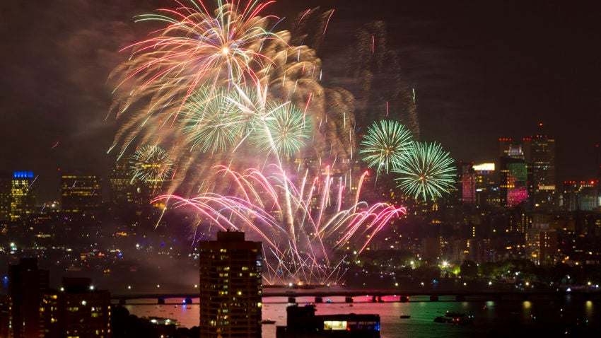 10 secret spots to watch the July Fourth fireworks | Boston com