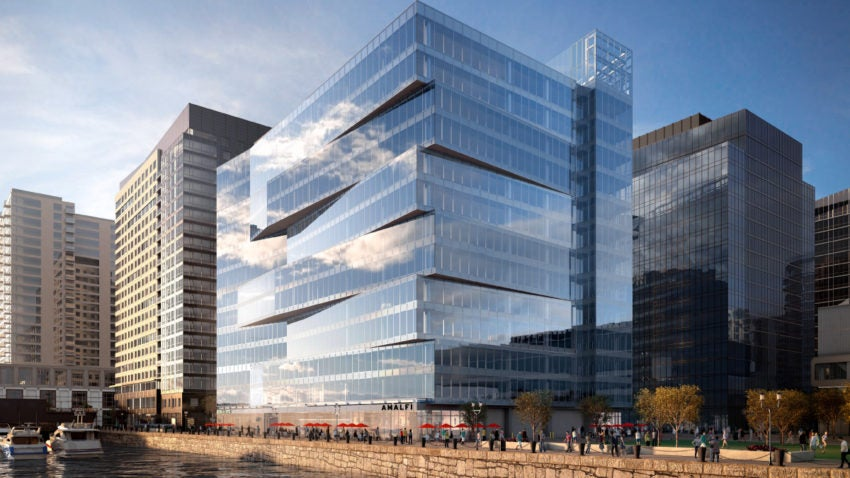 Boston Consulting Group Is Relocating To The Seaport