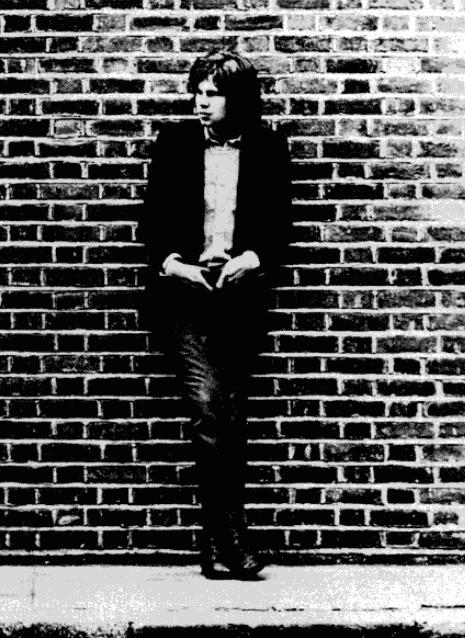 Nick Drake in 1971.