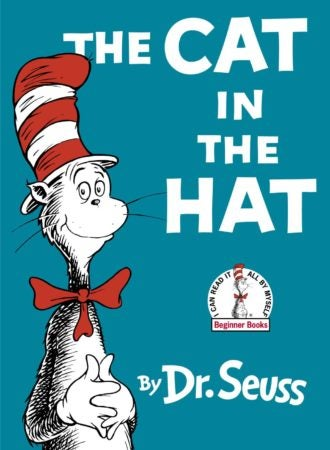 The Cat in the Hat by Dr. Seuss -- Library Tag 11092006 Globe North 1,2,3