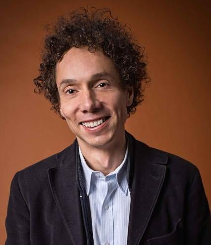 Malcolm Gladwell wrote the bestselling books Blink and Outliers.
