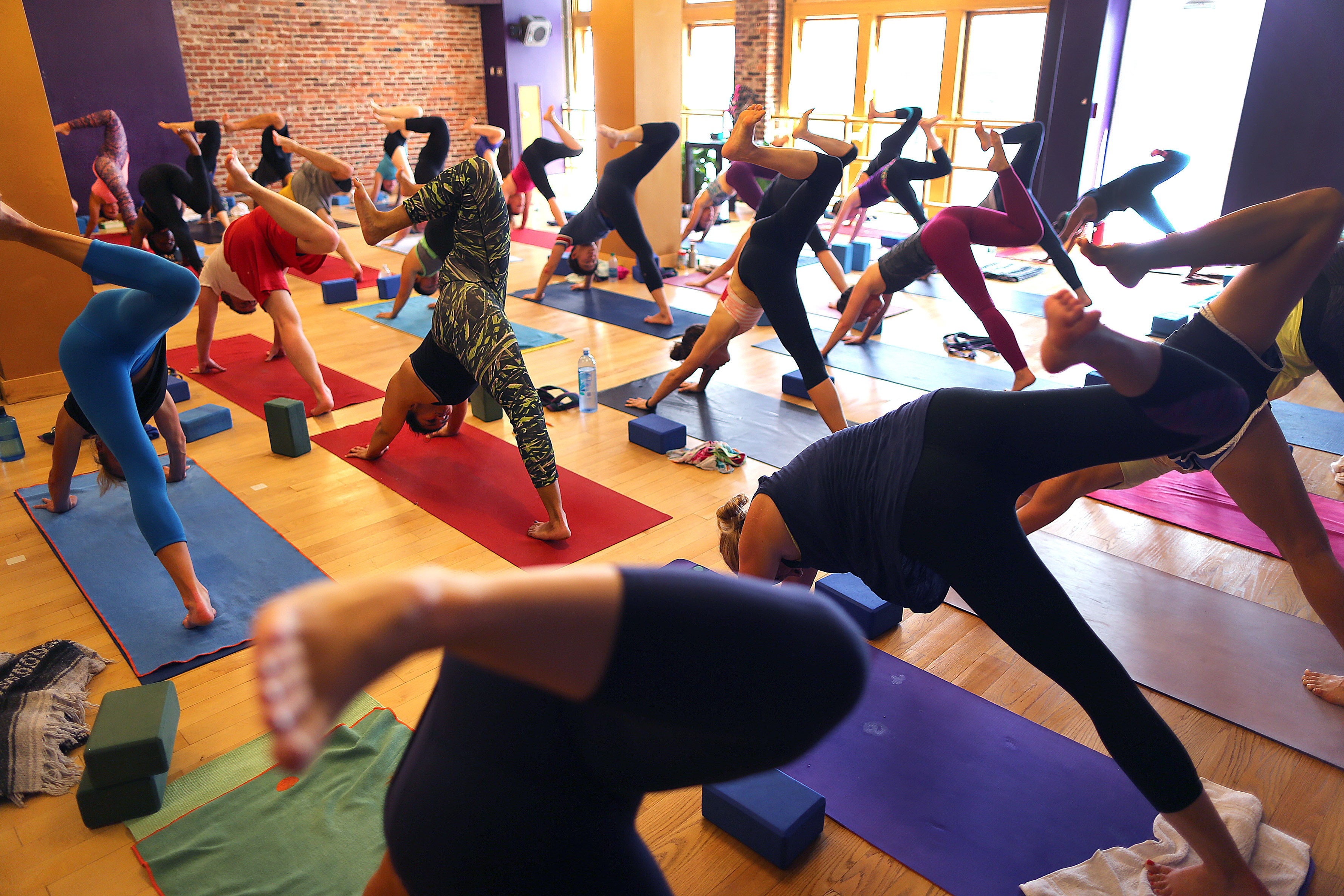 18 Ways To Do Yoga In Boston Boston Com