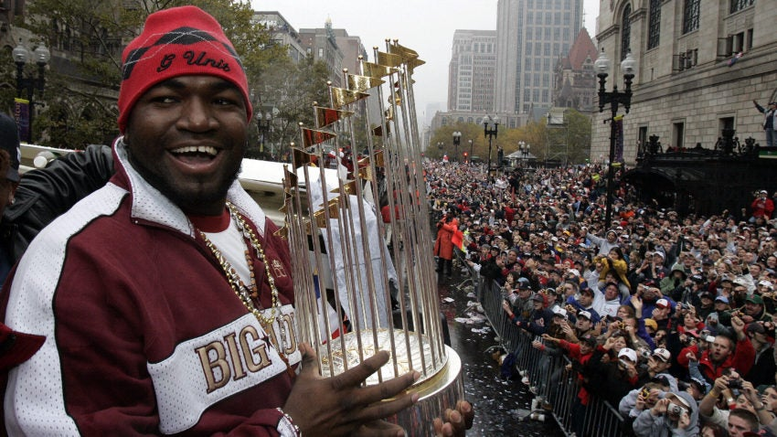 Farewell To David Ortiz The Best Thing Ever To Happen To