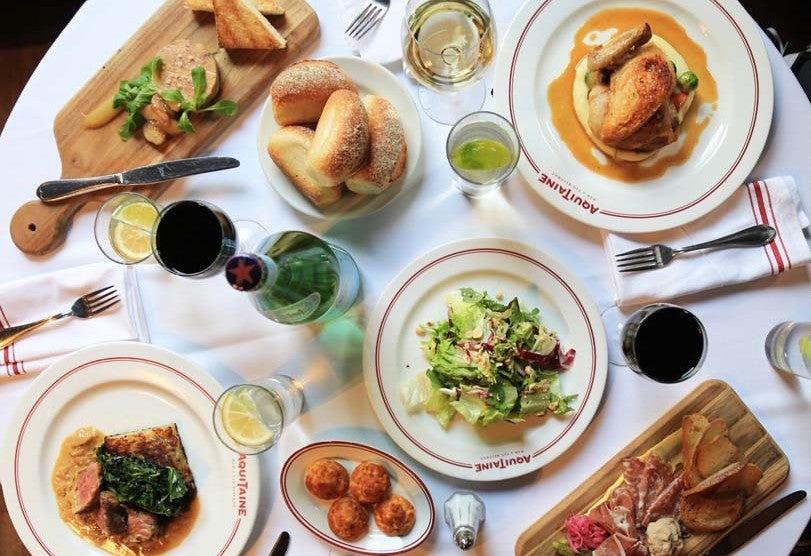 Aquitaine Bar a Vin Bistrot