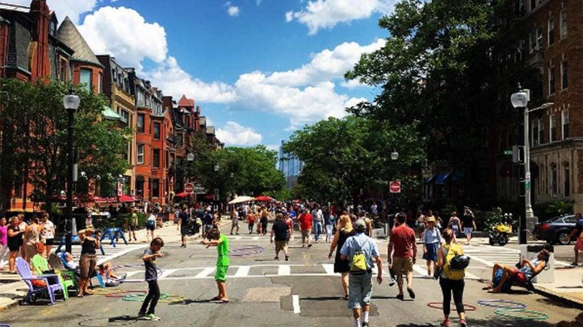 Image result for open newbury street boston