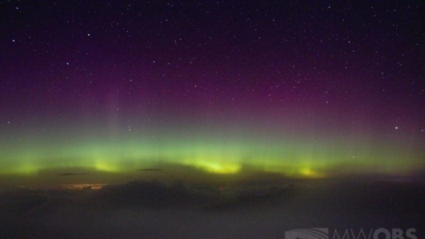 Used Cars Boston >> The Northern Lights were visible in New Hampshire skies ...