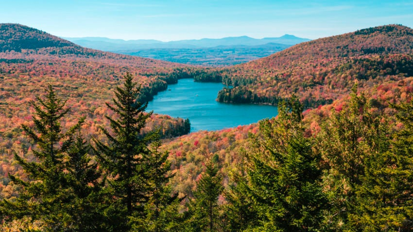 Fall Foliage Season Is Coming Here S What You Can Expect