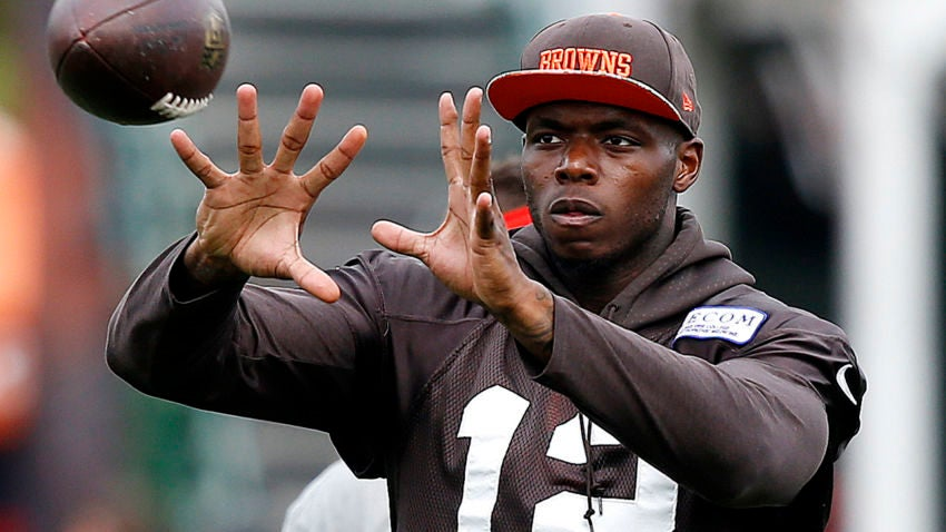 Cleveland Browns wide receiver Josh Gordon is officially out of rehab