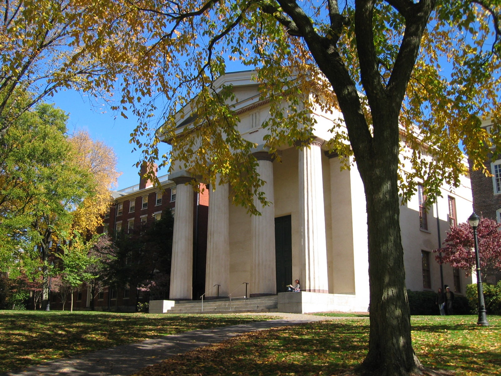 Brown's Manning Chapel was built in the 19th century.