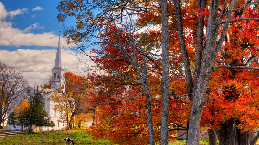 What Are The Patriots Colors >> 6 places to see fall foliage in Vermont