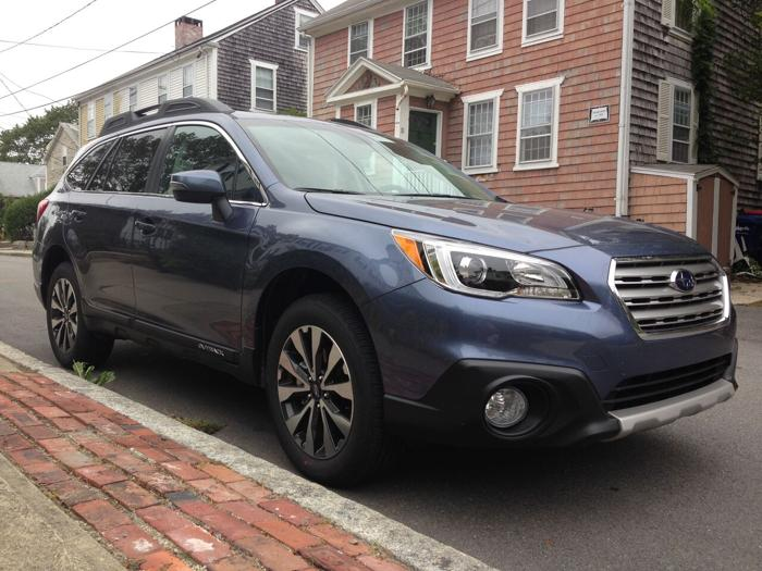 PROVEN FRIEND: The 2017 Subaru Outback 2.5i Limited delivers all the expected features and then some.