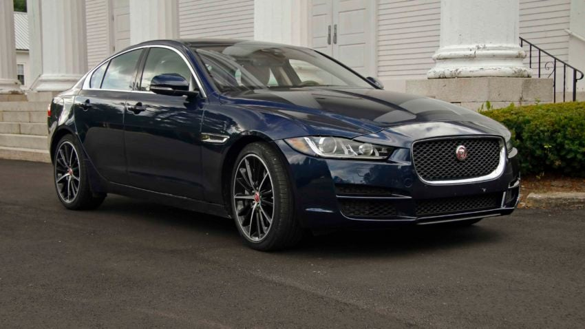 Local Used Cars >> Review: Meet the XE Sedan, the entry-level Jaguar