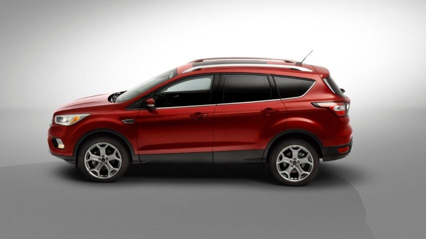 Used Cars Ford Escape Maine