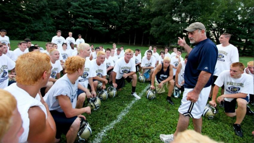Foxborough Football Coach Honored To Be Referenced In