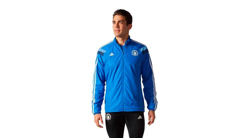 heres what the 2017 boston marathon jacket looks like bostoncom