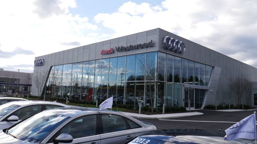 Prime Opens Audi Acura And Porsche Dealerships In Westwood - Audi westwood