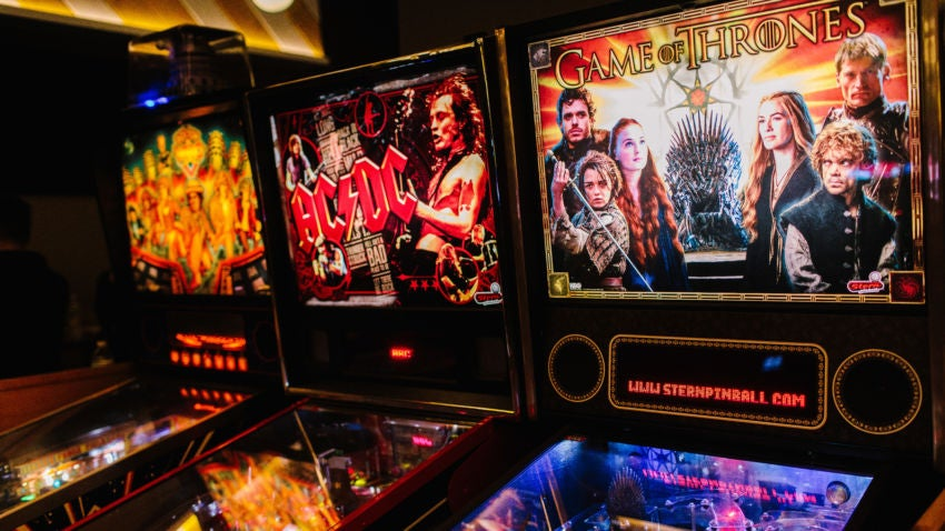 Cambridge S First Arcade Bar Is Officially Opening Saturday