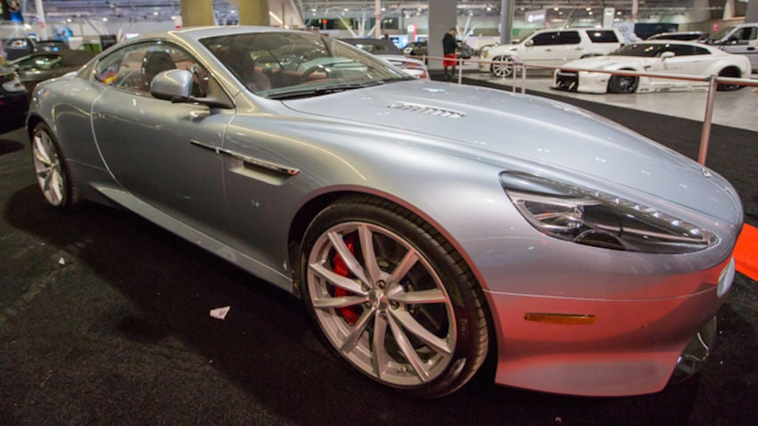 People Are Freaking Out Over The Exotic Cars At The New England Auto - New england car show boston