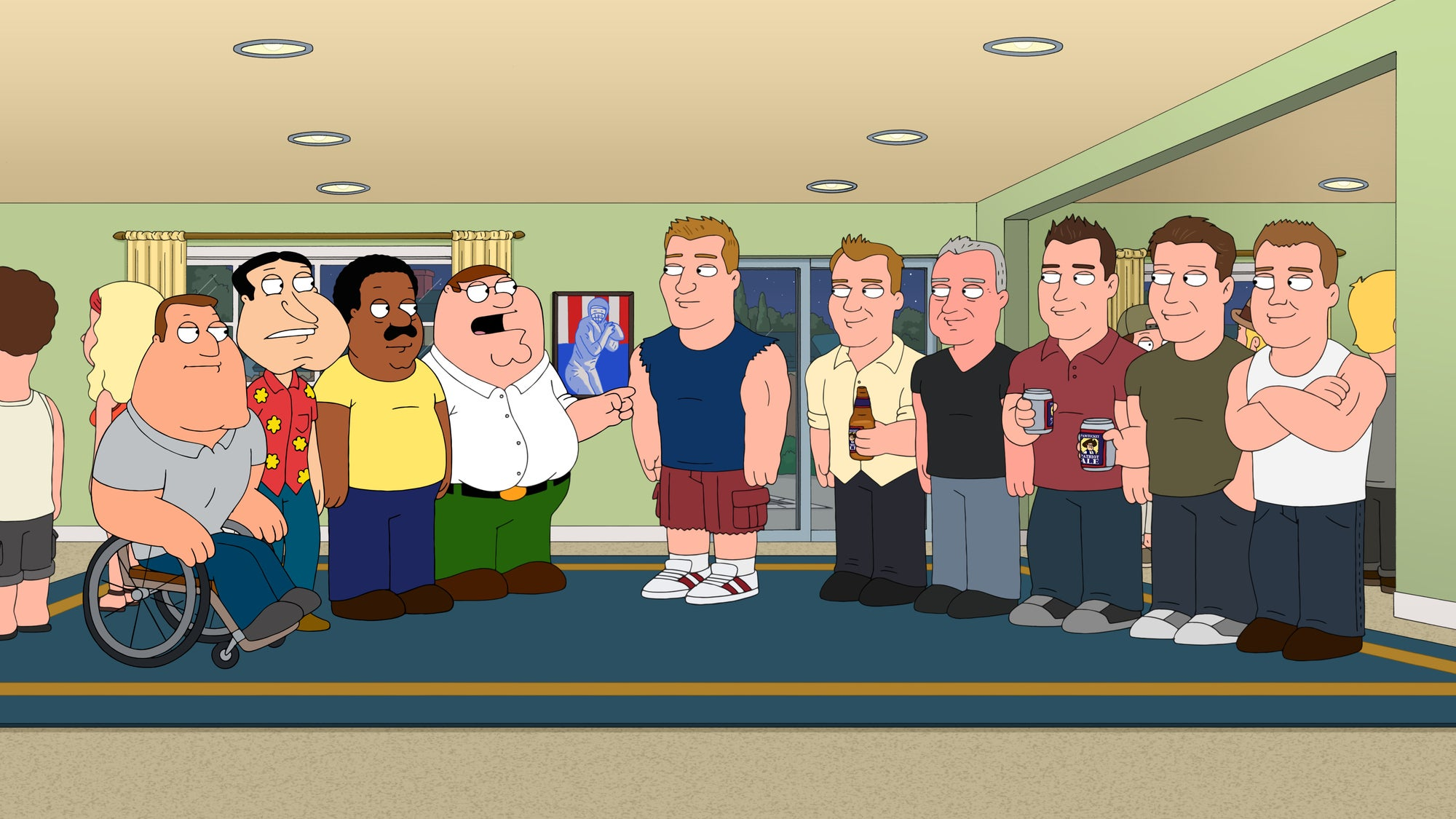5 Of The Best Moments From Rob Gronkowski S Family Guy