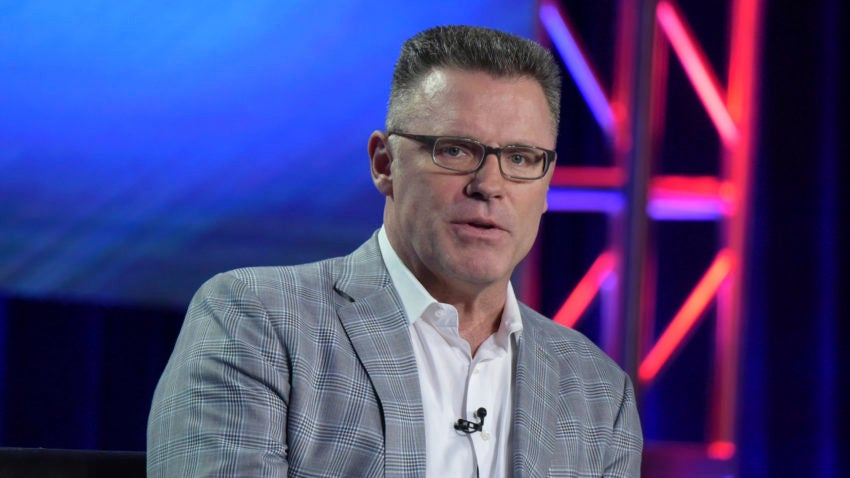 The gallery for --> Howie Long Howard Long, Jr