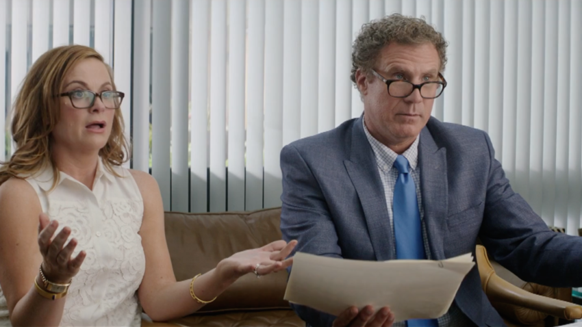 Watch the first trailer for Amy Poehler and Will Ferrell's ...