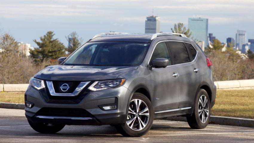Review Nissan Rogue Hybrid Is Efficient Functional Crossover Boston