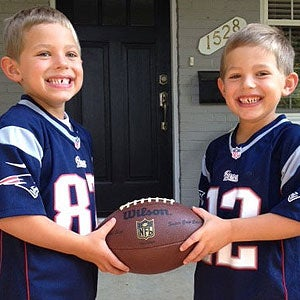 Kids Across The Country Named After Tom Brady Boston Com