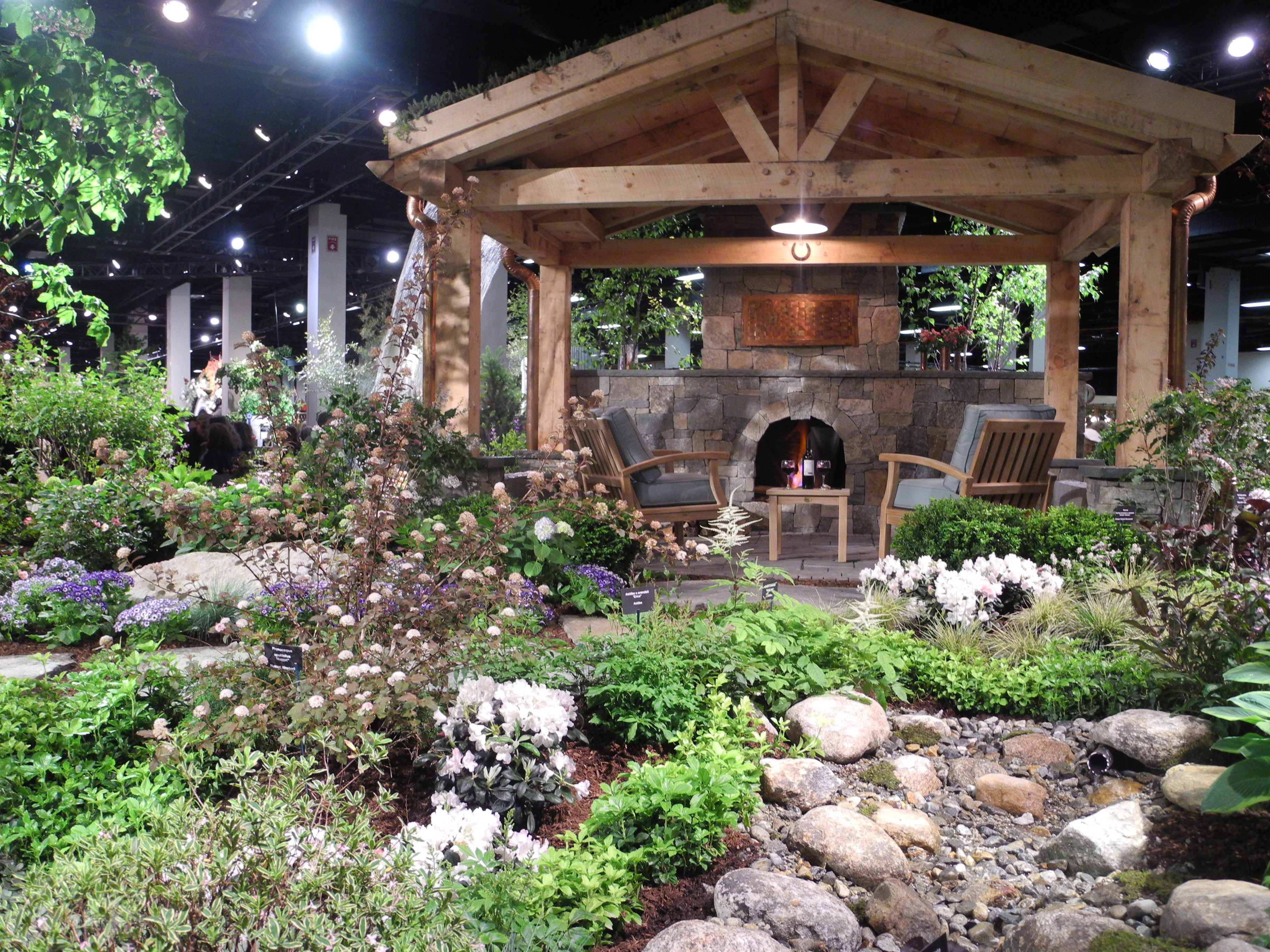 Boston flower and garden show 2013 for Boston flower and garden show 2017