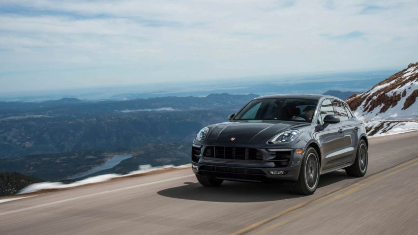2017 Porsche Macan adds four-cylinder engine, lowers price ...