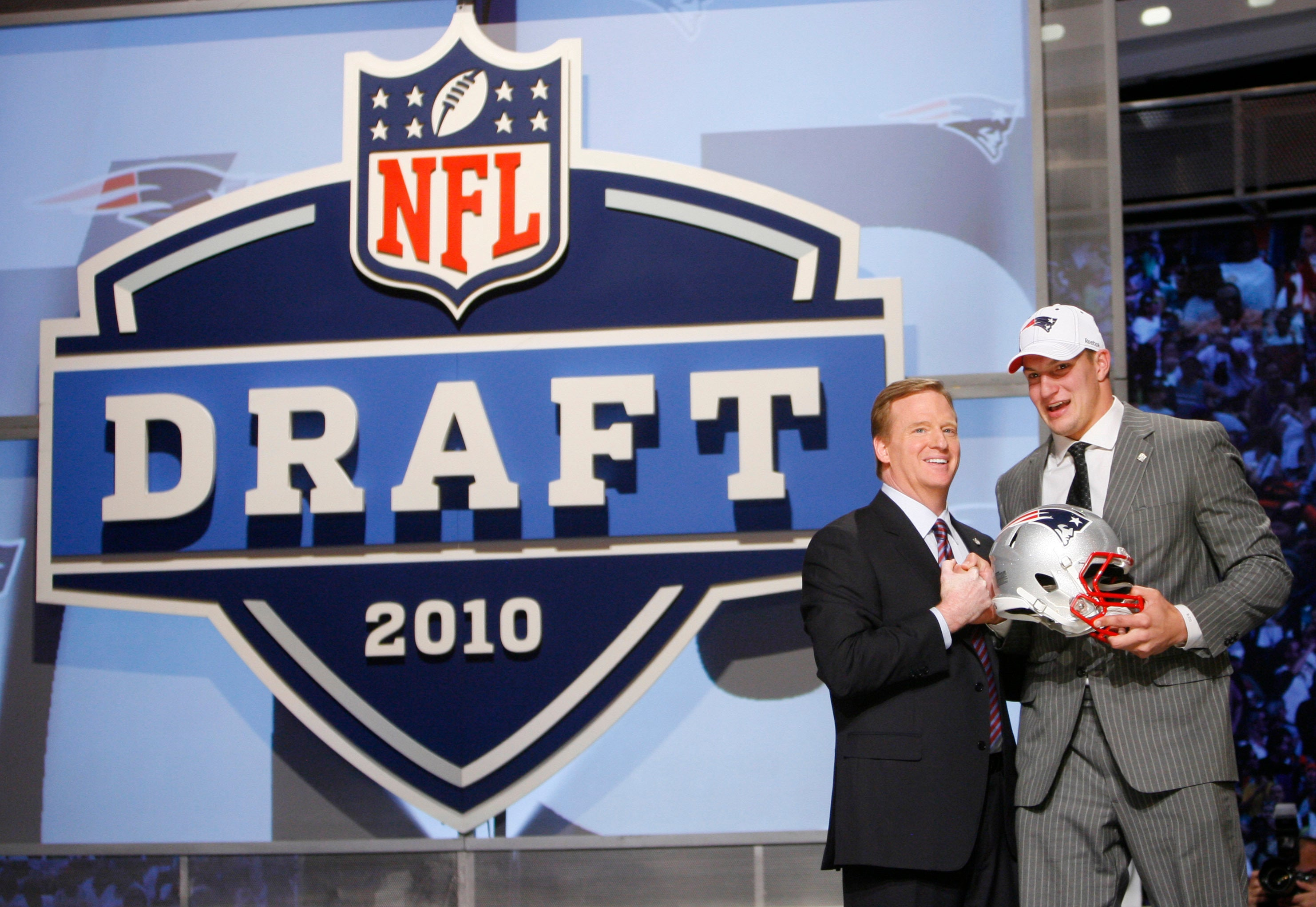 Looking Back On The Patriots Drafting Rob Gronkowski
