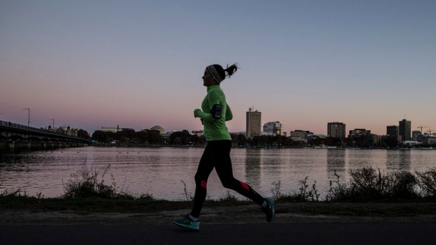 20 Of The Best Running Routes In Boston Boston Boston Com