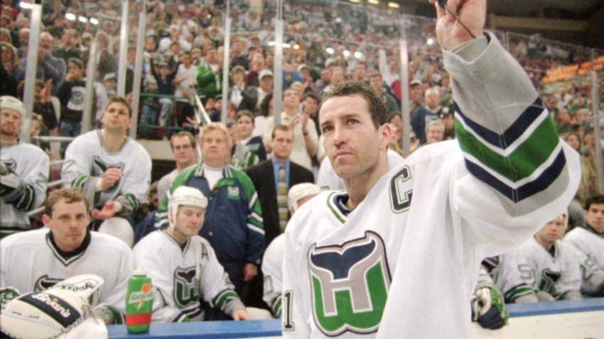 20 Years Ago Thursday, The Hartford Whalers Played Their Final Game