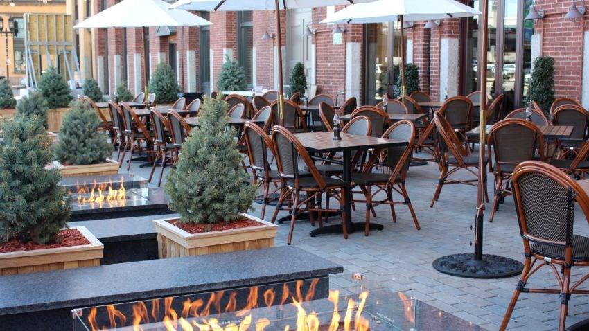 Enjoy Februaryu0027s Springlike Temperatures On These Boston Restaurant Patios  | Boston.com | Boston.com