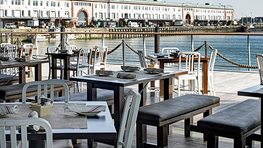 20 Restaurant Patios Worth Dining On In Boston Boston Com