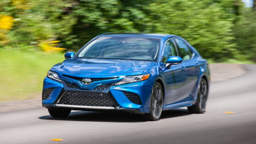 2018 Toyota Camry review: A best-selling sedan gets a welcome