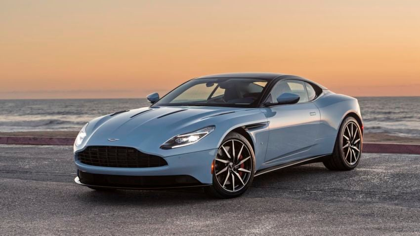 aston martin looks toward the future | boston