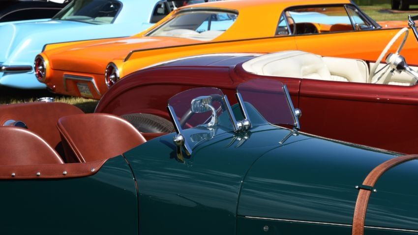 New England Car Shows Worth Checking Out While The Weather Is - New england car show boston