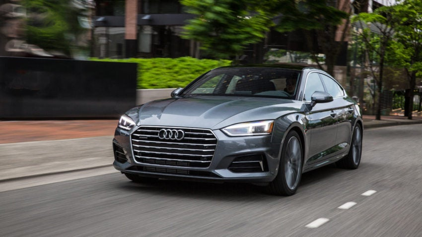 What The Experts Say About The Audi A Bostoncom - Audi a5 sportback us