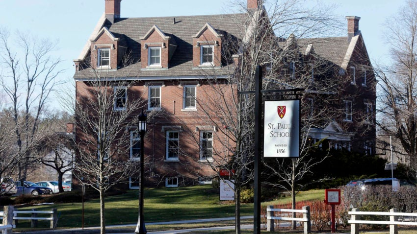 St. Paul's School issues statement on sexual assault ...