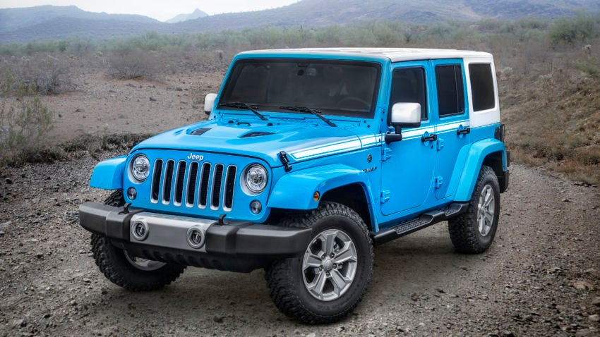 What the experts say about the 2017 Jeep Wrangler | Boston.com