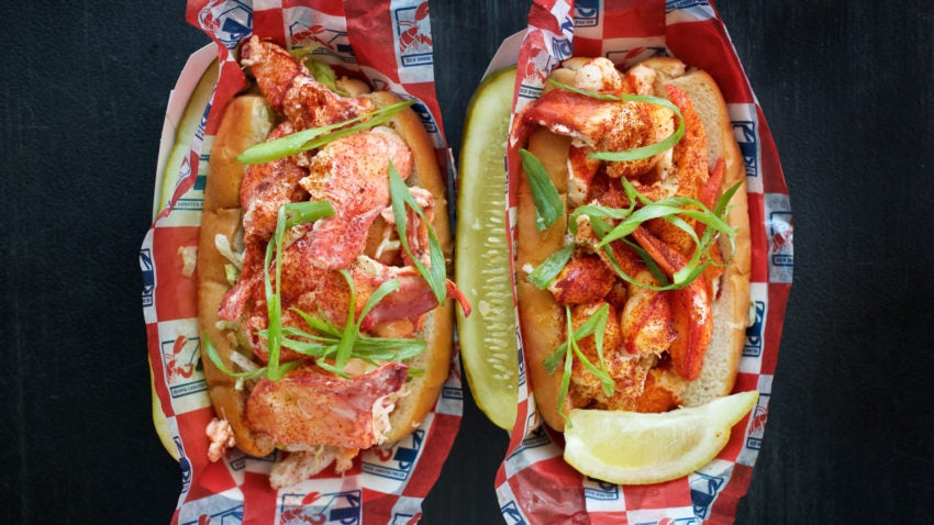 Maine Or Connecticut Style That Is The Question For Lobster Roll Enthusiasts Boston Com