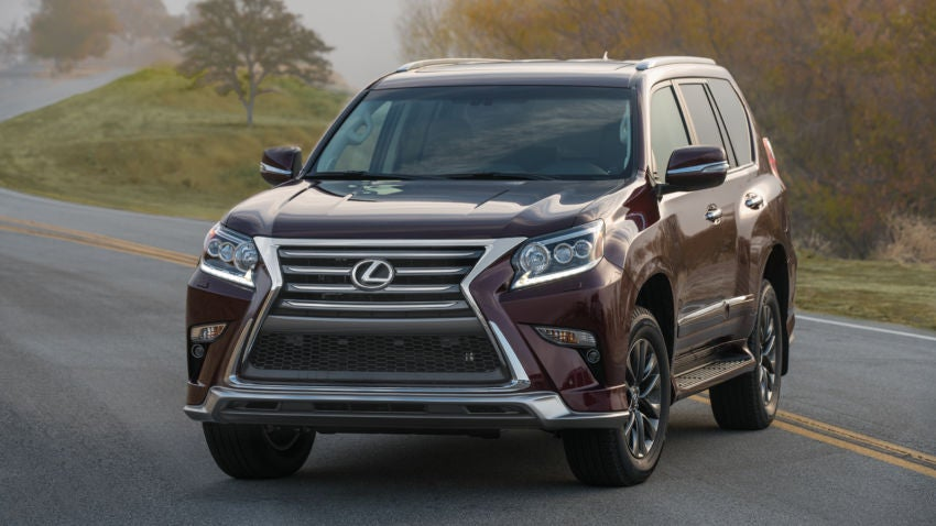 what the experts say about the 2017 lexus gx. Black Bedroom Furniture Sets. Home Design Ideas