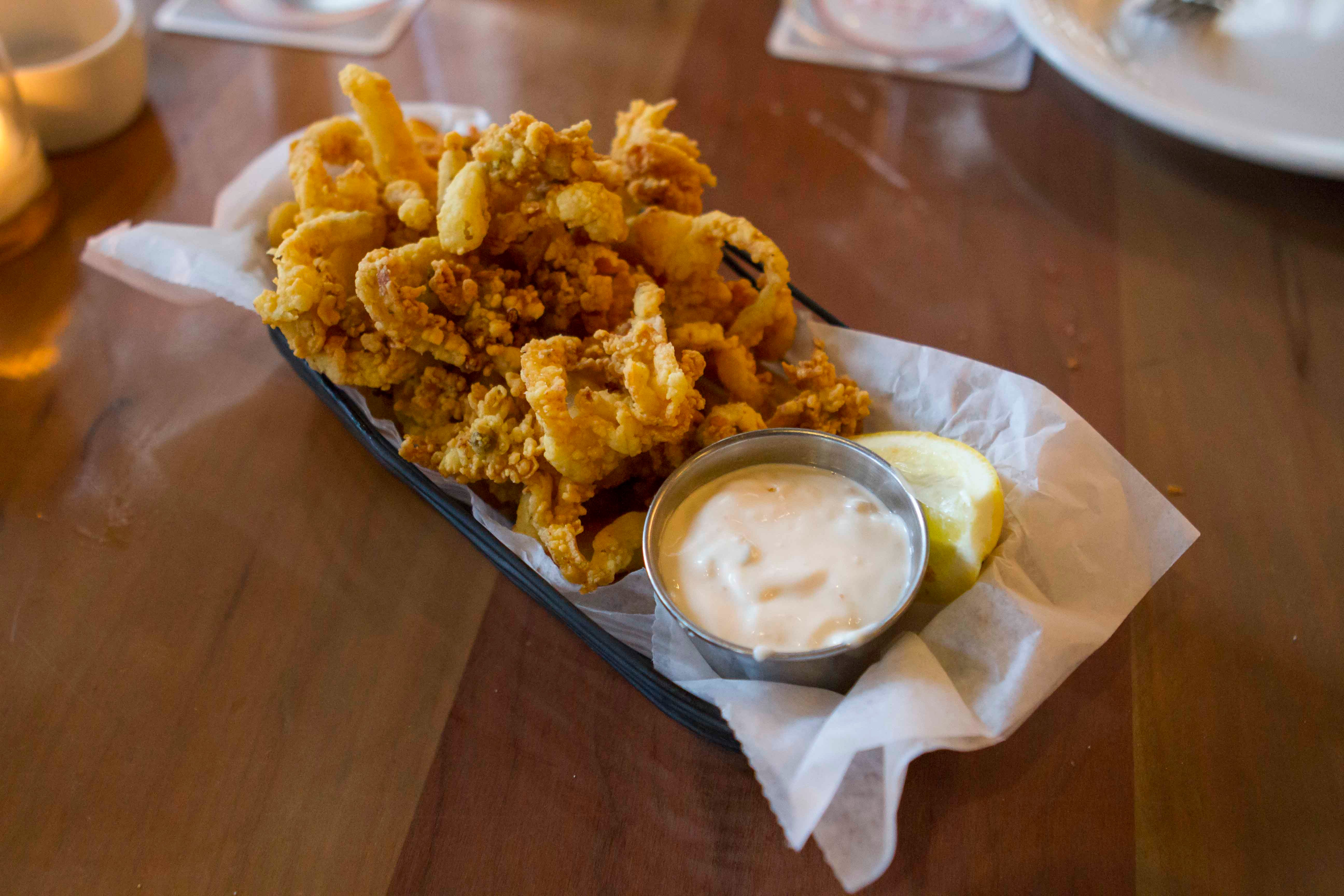 A renowned local chef ranked the area's fried clam joints   Boston com